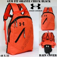 TAS UNDER ARMOUR GF ORANGE not EIGER & REI