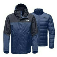 THE NORTH FACE MOUNTAIN LIGHT TRICLIMATE GORETEX XL MEN