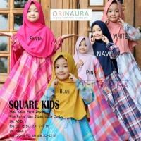Square kids set size kaka by ORI Naura