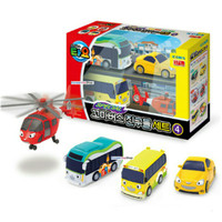 Tayo The Little Bus Mini - Iconix - Air Peanut Kinder Shine