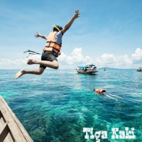 Open Trip Wisata Pulau Harapan - Kepualauan Seribu