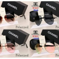 Sunglasses Kacamata Hitam Fashion Chanel Polarized W3022