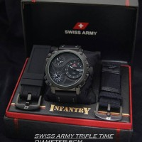 Jam tangan SWISS ARMY INFANTRY