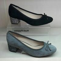 Sepatu Wanita HUSH PUPPIES Ori Murah / SALE / Original / Block Heels