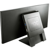 LED Monitor AOC Q2963PM 29 Inch IPS DVI,HDMI,Built in Speakers