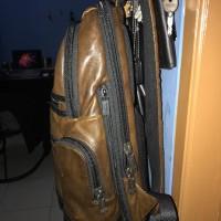 Tumi Knox Leather BackPack Original 100%