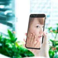 Baseus Mirror Hardcase for iPhone 7/8 Berkualitas