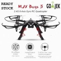 MJX B3 Bugs 3 Brushless Motor 2.4G 6-Axis W/ Camera Mounts