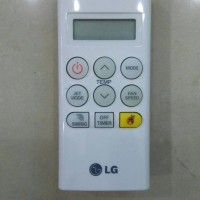 REMOT/REMOTE AC LG TERMINATOR/ANTI DBD AKB73756204 ORI/ORIGINAL/ASLI