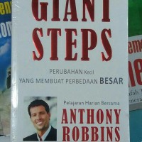 BUKU GIANT STEPS - ANTHONY ROBBINS - UFUK