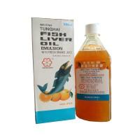 TUNGHAI FISH LIVER OIL EMULSION suplemen makanan untuk kesehatan