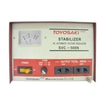 Stabilizer Toyosaki SVC-500N (Kapasitas 0.5 kVa ~ 400 Watt)