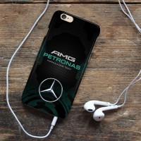 AMG Petronas case iphone 6 7 case 5s oppo f1s redmi s6 vivo LG