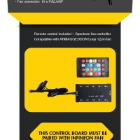 Armaggeddon Remote Control Fan Infineon LOOP