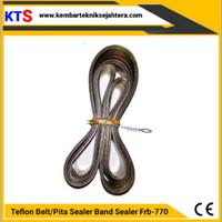 Kain Pita siler/Kain Teflon belt mesin Band sealer frb-770 isi 10 pcs