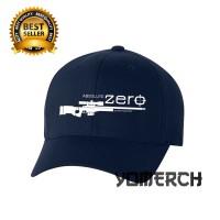 Topi Baseball Navy ABSOLUTE ZERO SNIPER Warung Kaos