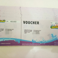 Tiket Water Kingdom Murahh...!!