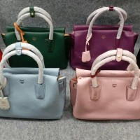 MCM Milla Medium Tote Bag
