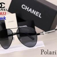 Kacamata pria SunGlasses Chanel W3022 Polarized