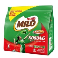 Milo aktif GO Kosong 18x30 g