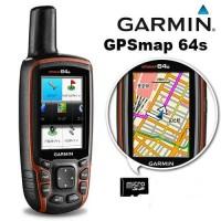 Promo Garmin GPS MAP 64s / GPS 64S Garmin MAP