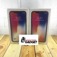 CEK DISINI iPhone X 64GB - Space Grey or Black / BNIB