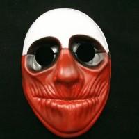 Topeng Payday Wolf Mask Pay Day Berkualitas