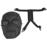 Airsoft Skull Mask Topeng Air Soft Tengkorak Army Of Two Urbex