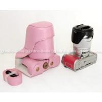 Recommend Fujifilm X-A3/Xa3 Leather Bag/Case/Tas Kamera