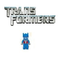 Brick Lego Like Transformers Transformer Bumble Bee Bumblebee Optimus