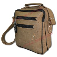 Tas  Sholder Bag, Slingbag, Quicker SKSV 02-Coklat