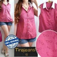 Tira Jeans Pinky Glass Shirt T3010