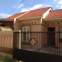 rumah murah baru citeureup sudah renovasi