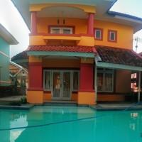 Voucher Sewa Villa Tama Puncak Kolam Renang Murah