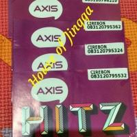 Perdana Axis aktif isi pulsa 20rb