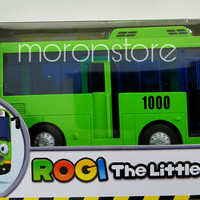 Premium Diecast Tayo Little Bus Original Korea Tayo / Rogi Metal Big