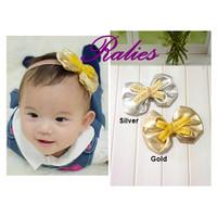 Baby headband Goldia bando anak bayi pita