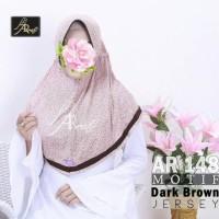 jilbab instan Arrafi Ar 148 motif