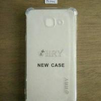 Samsung J7 Max Anticrack Anti Crack Softcase BKN Hardcase