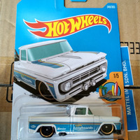 Hot Wheels Custom 62 Chevy Pickup