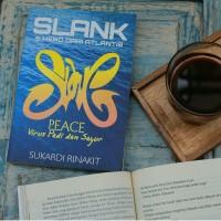 Buku SLANK - 5 Hero Dari Atlantis