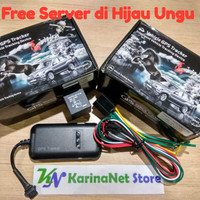 GPS TK110 4 Kabel Relay Free Server Web Tracking Android