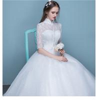 Sewa gaun pengantin murah mirip Grace Kelly