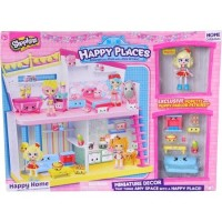 READY | Shopkins Happy Places Happy Home with Popette Shoppies