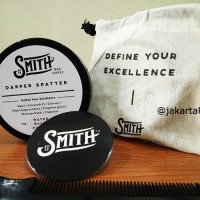 Smith Pomade Dapper Spatter 3oz Free sisir