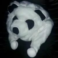 Topi/Kupluk Hewan Panda - Panda Animal Hat Murah