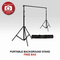 Portable Background Support Stand