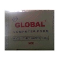 Kertas Continuous Form Global 14 7/8 x 11 (3 ply)