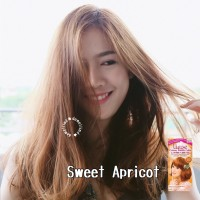 Liese Bubble Hair Color Sweet Apricot