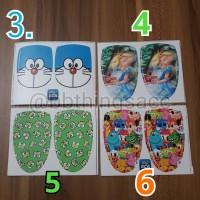 Stiker / Skin / Pelindung Key / Token Ebanking BCA Mandiri BNI Danamon